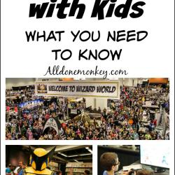 Comic Con with Kids: What You Need to Know