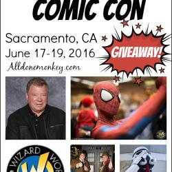 Wizard World Comic Con Coming to Sacramento