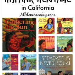 Hispanic Heritage in California: Children's Books