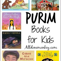 Purim Books for Kids