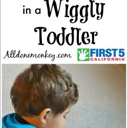 15 Ways to Encourage a Love of Reading in a Wiggly Toddler