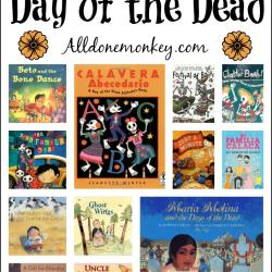 Children's Books for Day of the Dead