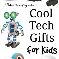 Cool Tech Gifts for Kids
