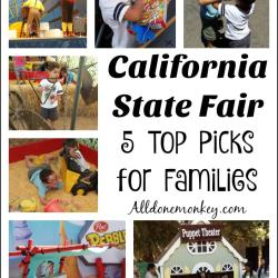 California State Fair: 5 Top Picks for Families