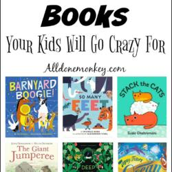 Fun Animal Books Your Kids Will Go Crazy For