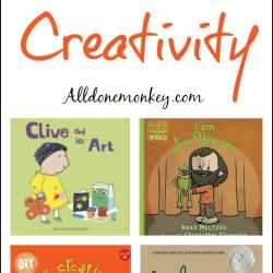 Books that Encourage Creativity