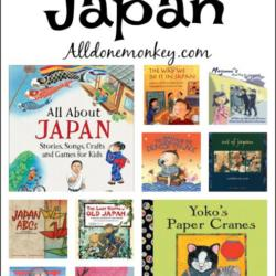 Japan Children's Books for Your Young Adventurers