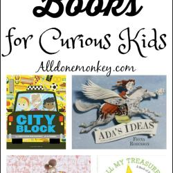 Creative Books for Curious Kids