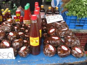 Tamarindo at Costa Rican Farmer's Market - Alldonemonkey.com
