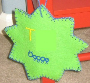 Star Stockings - Ayyam-i-Ha - Alldonemonkey.com