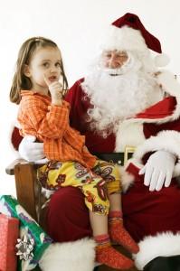Santa Claus - Christmas Question on Alldonemonkey.com