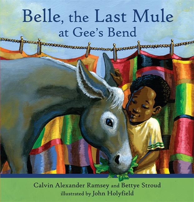 Belle the Last Mule - Sprout's Bookshelf on Alldonemonkey.com