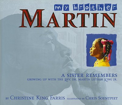 My Brother Martin - Sprout's Bookshelf on Alldonemonkey.com