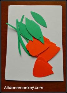 Spring Craft - California Poppies (Naw Ruz) - Alldonemonkey.com