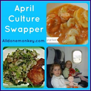 April Culture Swapper - Alldonemonkey.com
