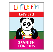 Little Pim - Let's Eat (Spanish)