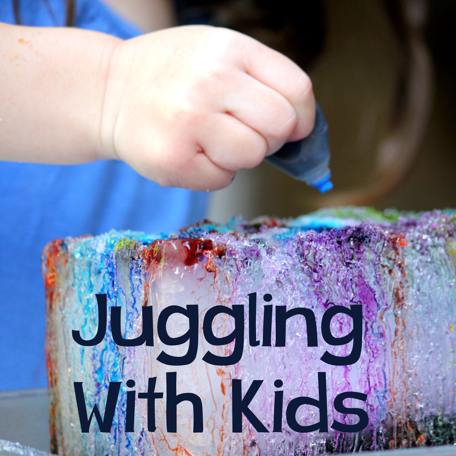 Juggling With Kids