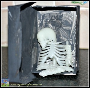 Crystal's Tiny Treasures- Skeletons in the Closet - Skeleton Crafts and Activities on Alldonemonkey.com