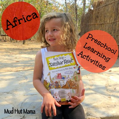 Mud Hut Mama - Africa for Kids