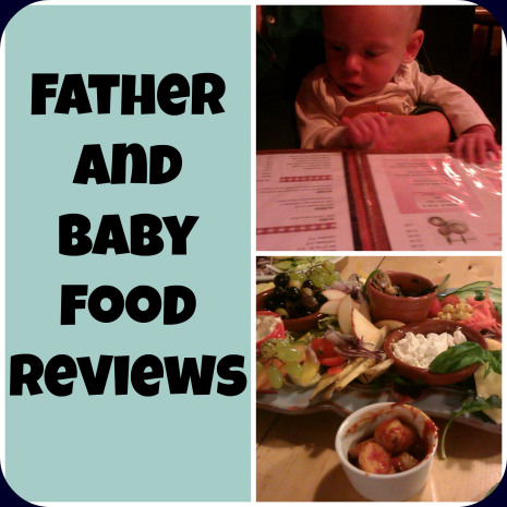 Dad's the way I like it - Father and Baby Food Reviews