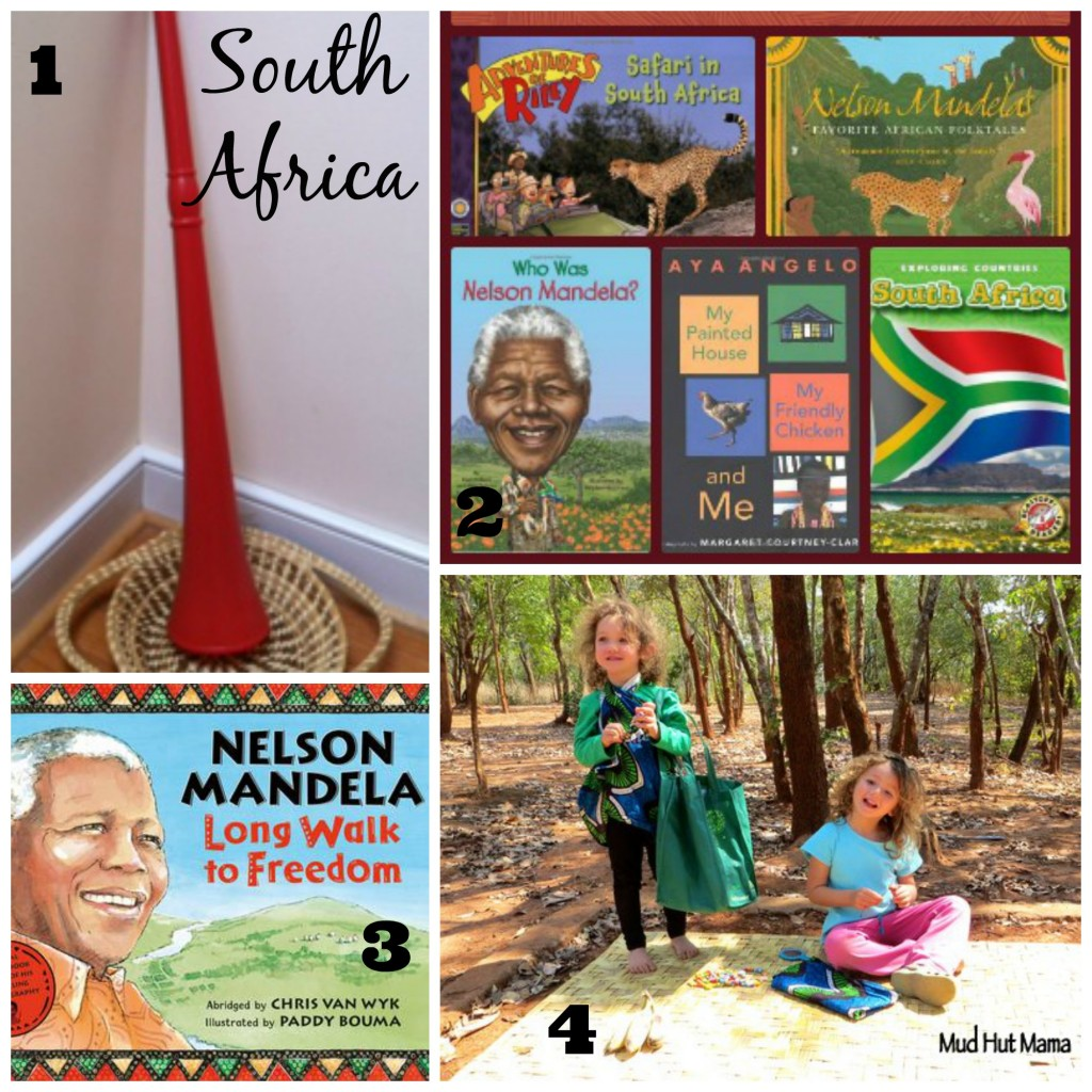 South Africa Activities - Around the World Summer Camp Ideas {All Things Kids} - Alldonemonkey.com