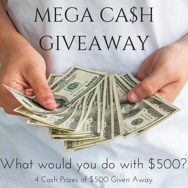KBN Mega Cash Giveaway