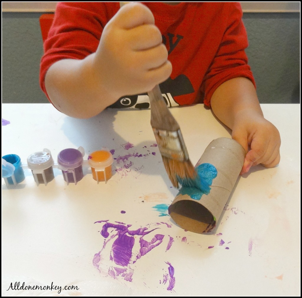 Cherokee Rattle Craft {Native American Heritage Month Blog Hop and Giveaway}   Alldonemonkey.com