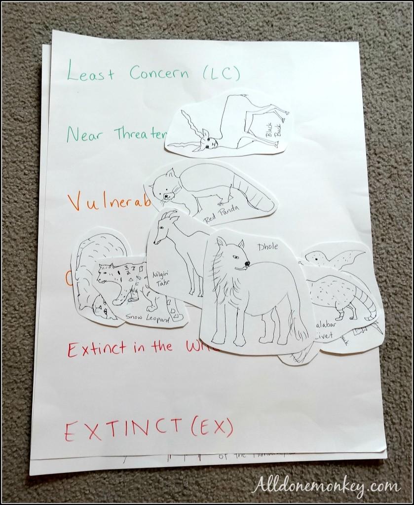 India: Endangered Animals Games | Alldonemonkey.com