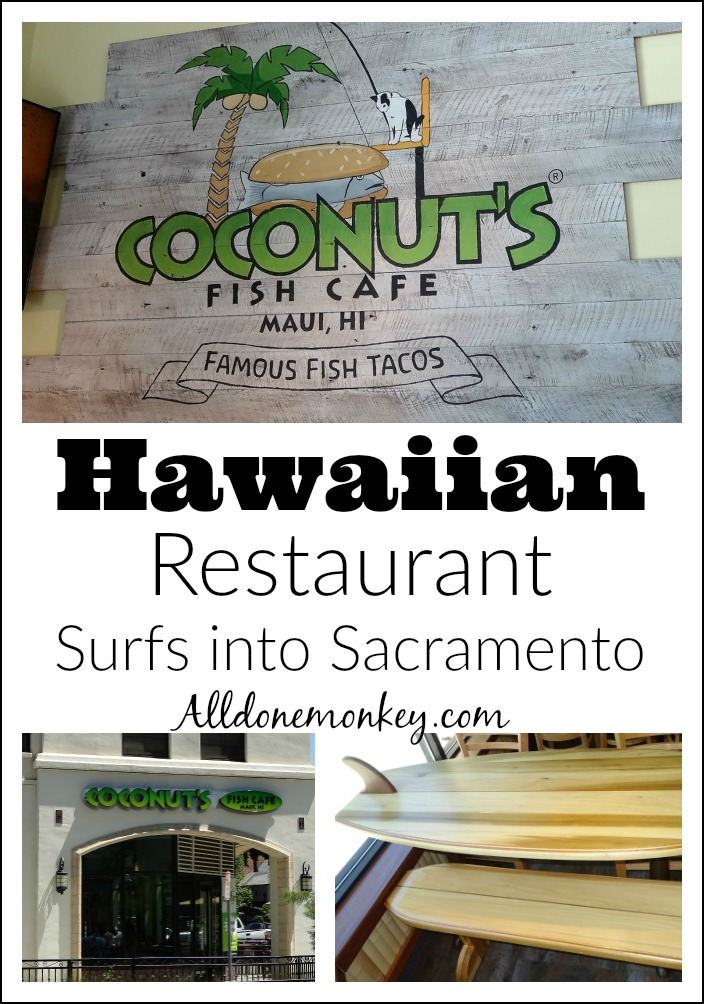 Review of a fun new family friendly Hawaiian restaurant in midtown Sacramento.