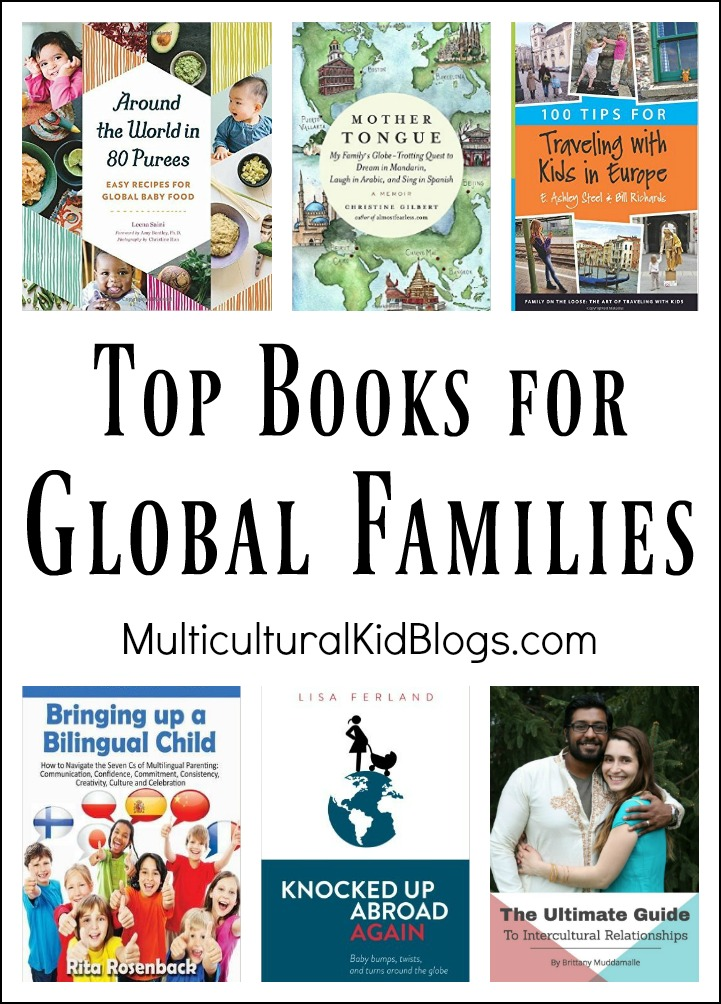 Top Books for Global Families | Alldonemonkey on Multicultural Kid Blogs