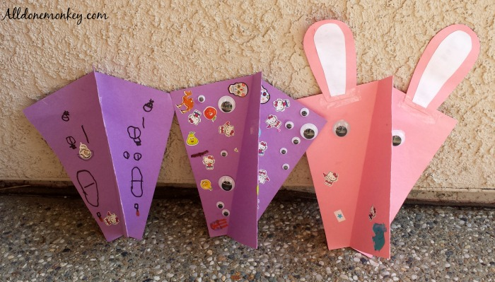 Make an Easter Kite to Learn About Bermuda | Alldonemonkey.com