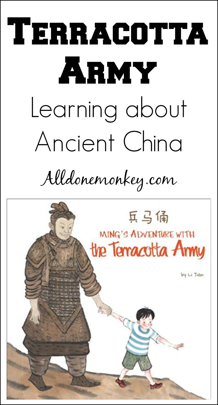 Terracotta Army: Learning About Ancient China | Alldonemonkey.com