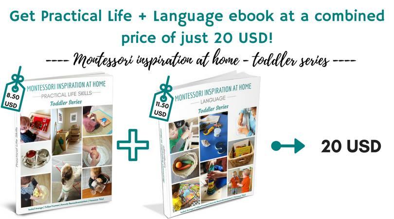 Montessori Inspiration at Home Bundle SALE