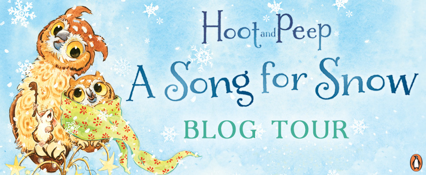 Song for Snow Blog tour