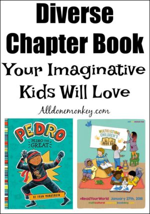 Diverse Chapter Book Your Imaginative Kids Will Love