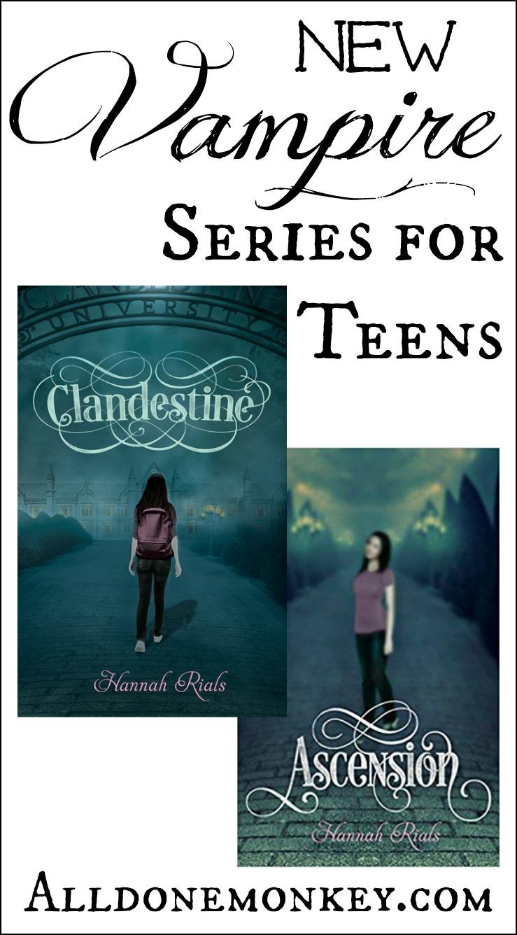 New Teen Book Series